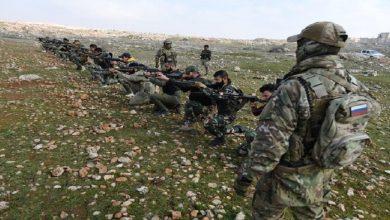 صورة قوات خاصة روسية تحاول التقدم جنوب إدلب للمرة الأولى منذ اتفاق الهدنة.. والمعارضة ترد