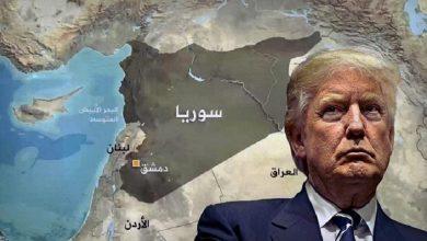 صورة مسؤول أمريكي: إدارة ترمب ستتخذ يوم غد إجراءات حاسمة ضد نظام الأسد