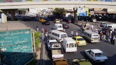 """صورة """"مشهد مرتبك وتحركات غامضة"""".. ماذا يجري في دمشق..؟"""