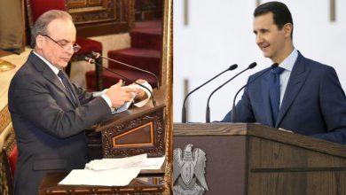 """صورة """"نظام الأسد يتخبط"""".. إقالة رئيس الحكومة من منصبه وتعيين بدلاً عنه..!"""