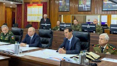 """صورة نظام الأسد يرفض الشروط الأمريكية لإيقاف قانون """"قيصر"""" ويعلق على قرار """"بوتين"""" بشأن سفير روسيا في دمشق"""