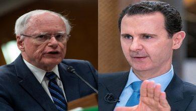 """صورة نظام الأسد يرفض عرض """"جيفري"""" بشأن إيقاف قانون قيصر.. وصحيفة تكشف مضمون العرض..!"""