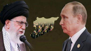 صورة نهاية العلاقة الغرامية بين روسيا وإيران في سوريا.. وأمريكا توجه رسالة حازمة للأسد وطهران