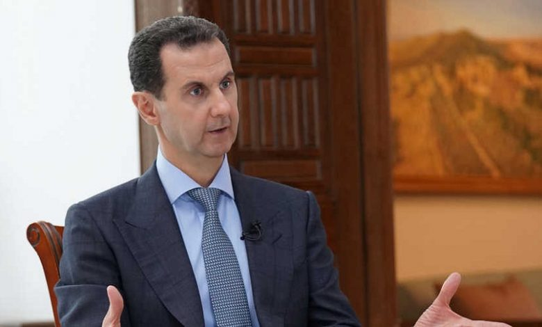 بشار الأسد مجبر على التغيير
