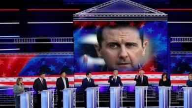 صورة واشنطن تحدد الخطوات القادمة بشأن التعامل مع بشار الأسد والنظام السوري..!
