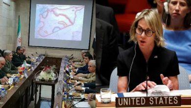 """صورة أمريكا ترد بحزم على """"فيتو"""" روسيا والصين بشأن سوريا.. واتفاقية عسكرية جديدة بين إيران ونظام الأسد.. هذه تفاصيلها..!"""