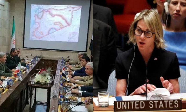 اتفاقية جديدة بين إيران ونظام الأسد