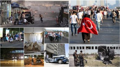 """صورة """"الذكرى الرابعة لانقلاب 15 تموز"""".. الأناضول: هكذا تم إفشال المحاولة الانقلابية في 15 ساعة (تسلسل زمني)..!"""