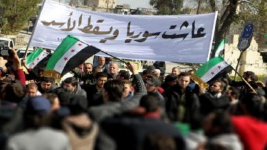 صورة الغارديان: ثورة ثانية في سوريا.. هذه المرة أمام أنظار روسيا..!