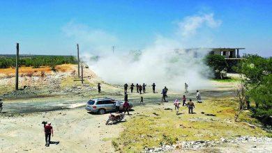"""Photo of المعارضة توضح حقيقة إرسال النظام تعزيزات ضخمة إلى إدلب.. وهذه دلالات ما جرى يوم أمس على طريق """"M4""""..!"""