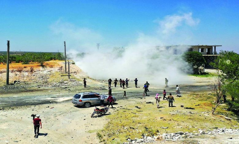 حقيقة إرسال النظام تعزيزات إلى إدلب