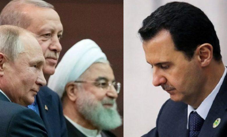 رحيل بشار الأسد