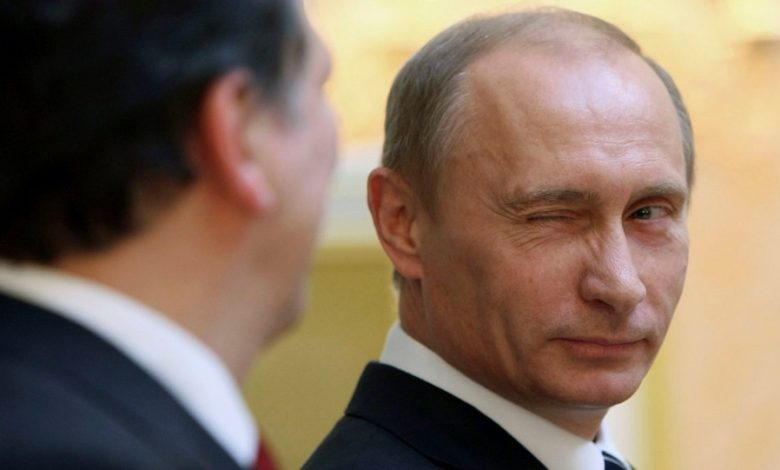 بوتين رئيساً لروسيا
