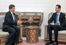 "Photo of دام 6 ساعات ونصف.. ""أحمد داود أوغلو"" يكشف تفاصيل اجتماعه الأخير مع بشار الأسد..!"