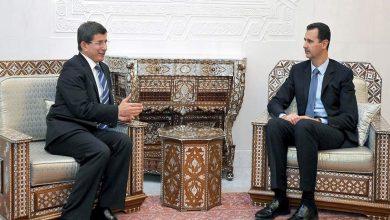 """صورة دام 6 ساعات ونصف.. """"أحمد داود أوغلو"""" يكشف تفاصيل اجتماعه الأخير مع بشار الأسد..!"""