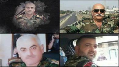 صورة ذا ناشيونال تكشف معلومات جديدة حول تصفية ضباط مقربين من بشار الأسد..!