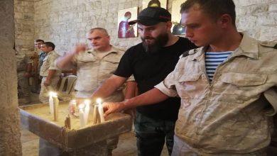 """صورة رداً على تركيا.. خطة لبناء نسخة مصغرة عن كنيسة """"آيا صوفيا"""" في حماة بدعم روسي..!"""