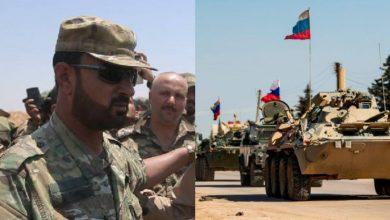 صورة روسيا ترسل تعزيزات عسكرية ضخمة إلى دير الزور.. وزيارة مفاجئة لسهيل الحسن إلى الرقة.. ما القصة؟