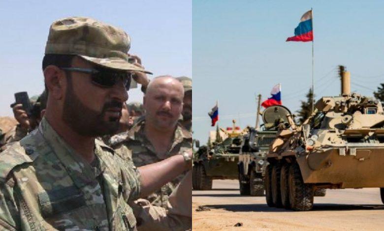 روسيا ترسل تعزيزات إلى دير الزور
