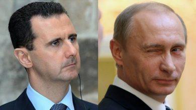 صورة روسيا تعرض بشار الأسد للبيع.. وهذا ما تنتظره للتخلي عن النظام السوري والتخلص منه..!