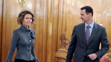 """صورة """"سلسلة زوجات المستبدين"""".. هكذا تحدثت صحيفة سويسرية عن أسماء الأسد رفيقة درب """"جزار دمشق""""..!"""