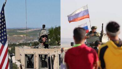 صورة صراع روسي أمريكي شرق الفرات.. روسيا تنسحب من عدة مواقع وأمريكا تنشئ مطار عسكري جديد