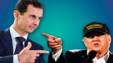 صورة عودة العلاقات بين أمريكا ونظام الأسد.. ترمب يوافق ويضع شروطاً والخارجية الأمريكية توضح..!