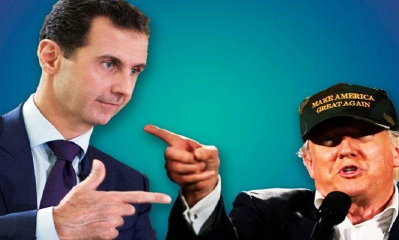 عودة العلاقات بين أمريكا ونظام الأسد