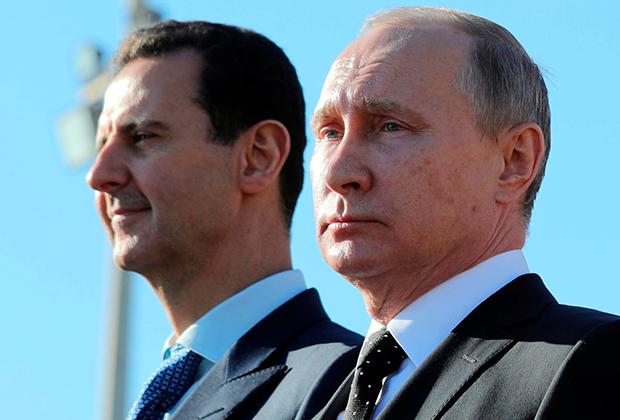 العام الأخير من حكم بشار الأسد