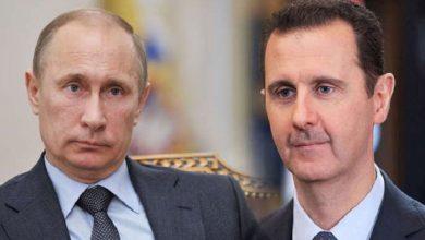 """صورة """"لا مفر من رحيل النظام"""".. روسيا تعيد حساباتها بشأن التخلي عن بشار الأسد.. وصحيفة تكشف القادم..!"""