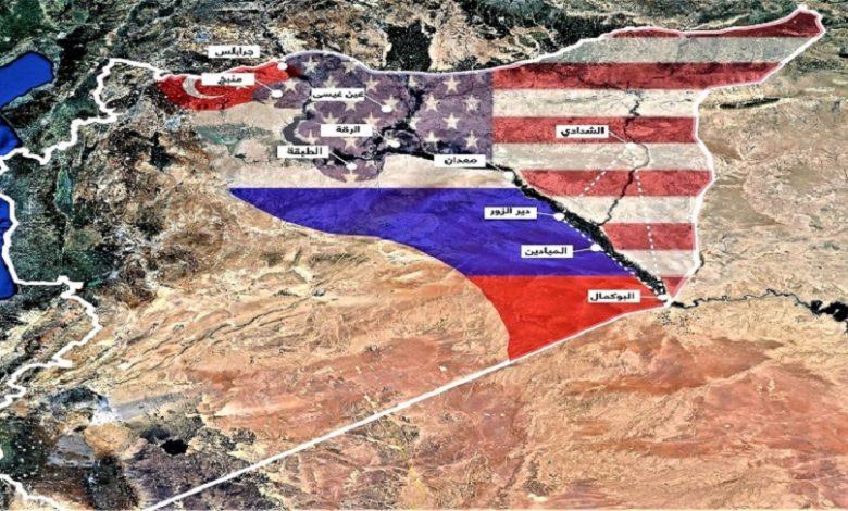 مباحثات روسية أمريكية حول سوريا