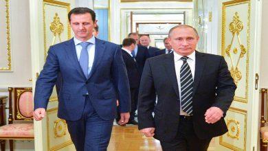 """صورة مسؤول روسي يحسم الجدل حول إمكانية تخلي """"بوتين"""" عن بشار الأسد ويكشف خطوات الحل في سوريا"""