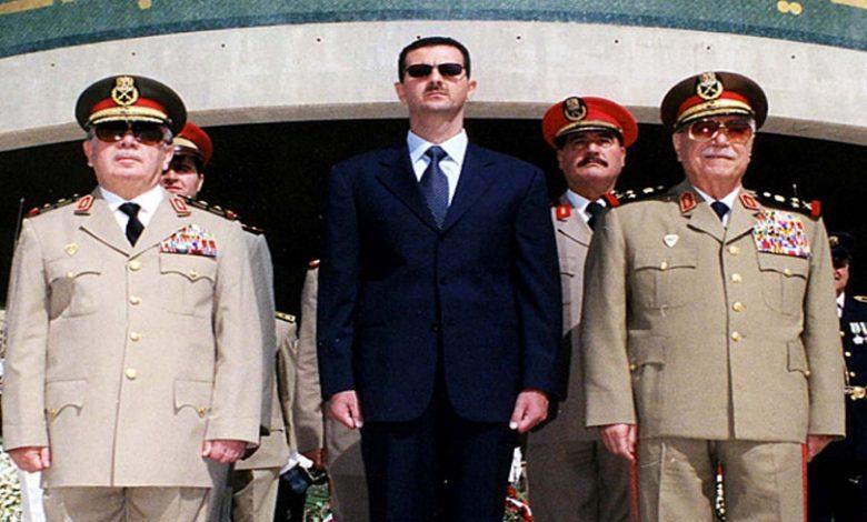 من هو رفيق شحادة مدير مكتب بشار الأسد الجديد
