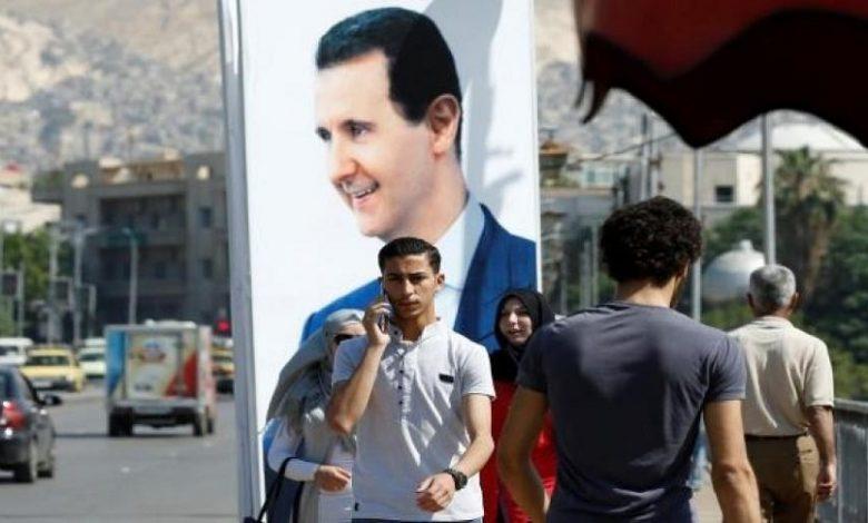ورقة التوت الأخيرة بشار الأسد