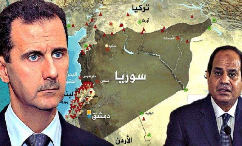 وصول قوات مصرية إلى إدلب وحلب