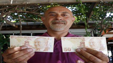 """Photo of 50 ليرة """"نادرة"""" تشعل مواقع التواصل في تركيا.. ورجل تركي يرفض مقايضتها بمبلغ 10 آلاف دولار (فيديو)"""