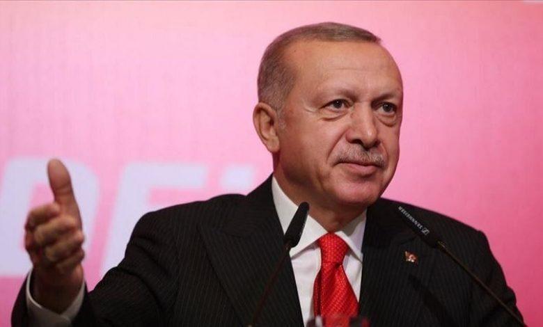 أردوغان بشرى للشعب التركي