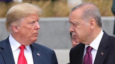 """صورة """"أردوغان"""" يوجه تحذيراً لـنظيره الأمريكي """"دونالد ترمب"""" بشأن سوريا..!"""