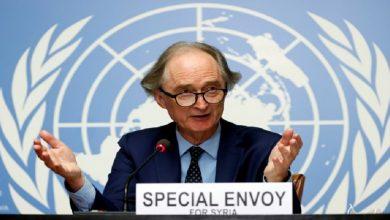 صورة ختام الجولة الثالثة من اجتماعات اللجنة الدستورية السورية.. بيدرسون يوضح النتائج..!