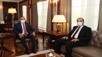 صورة اجتماع بين الخارجية التركية والمعارضة السورية في أنقرة.. هذه تفاصيله..!