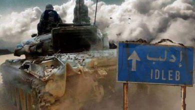 صورة الكشف عن عملية برية محتملة ضد إدلب على ثلاث مراحل.. هذه تفاصيلها وأهدافها..!