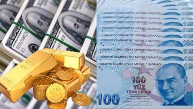 صورة الليرة التركية تواصل الانخفاض مقابل الدولار وأسعار الذهب في تركيا تسجل ارتفاعاً كبيراً | الخميس 13 آب