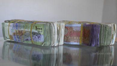 صورة سعر صرف الليرة السورية مقابل الدولار الأمريكي والعملات الأجنبية الثلاثاء 25/8/2020