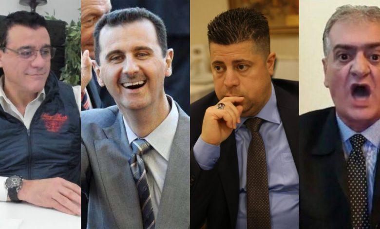 المرشحون لرئاسة سوريا