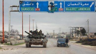 صورة انسحاب إيراني من جنوب إدلب لصالح القوات الروسية.. ومصدر عسكري يوضح الأسباب..!