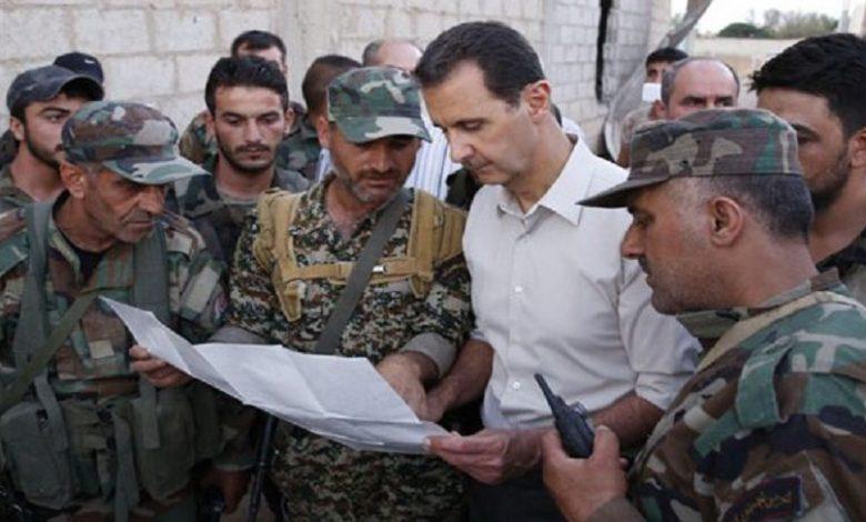 بشار الأسد أمريكا تركيا