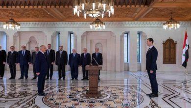 صورة خطة مدروسة أم ضغط روسي.. بشار الأسد يُحضر لإجراء تغييرات على مستوى الوزراء في حكومته!