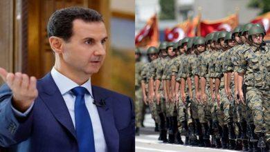 صورة بشار الأسد يتحدث عن توقيت العملية العسكرية ضد إدلب ويوجه رسالة للجنود الأتراك..!