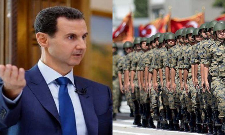 بشار الأسد توقيت العملية ضد إدلب