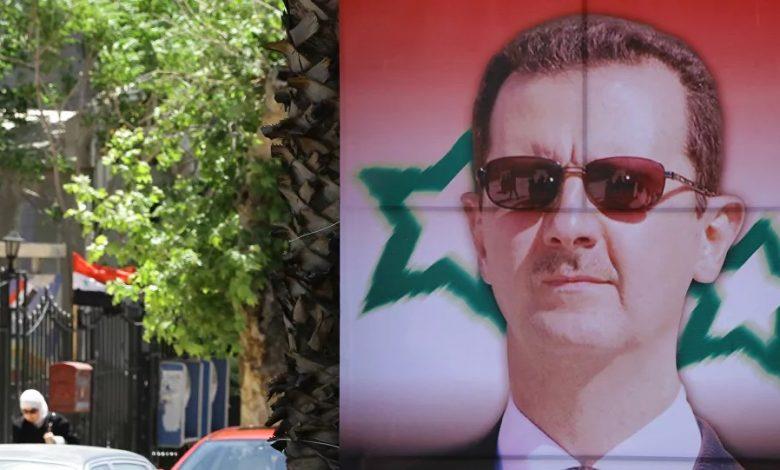بشار الأسد لونا الشبل
